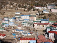 Namche Bazar/ Everest
